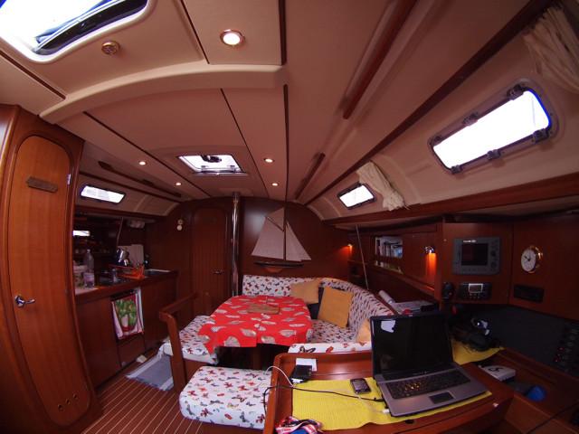 Ветроходната яхта за Адриатическите пътешествия