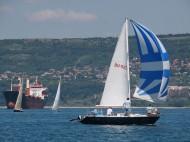 яхта Кастор на Калиакрия къп