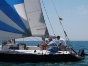 Ветроходна яхта Кастор