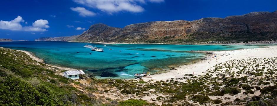 Заливът Балос, о. Крит - слайдер