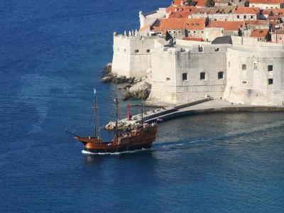 Ветроходство край Дубровник