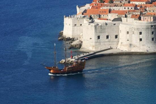 Белите кули на Дубровник @ Сплит