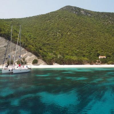 Цветовете на Йонийско море