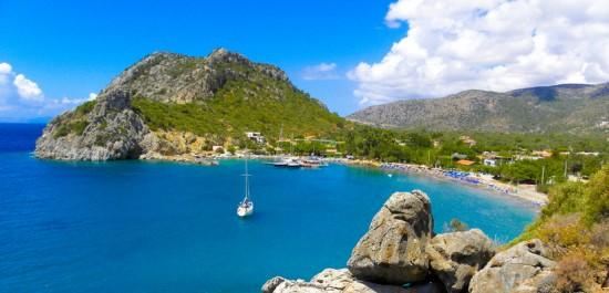 Плаване с ветроходна яхта в Турция