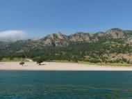 Плажовете на Самотраки