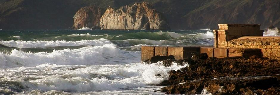 Бреговете на Сардиния - слайдер