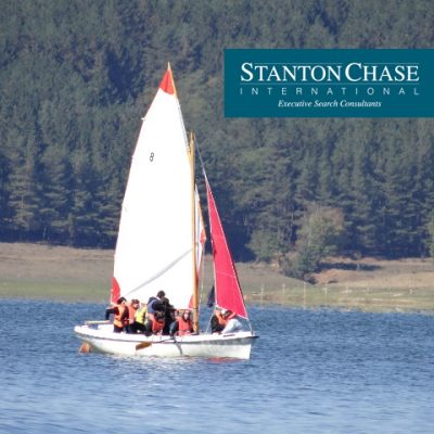 Stanton Chase тимбилдинг с ветроходство