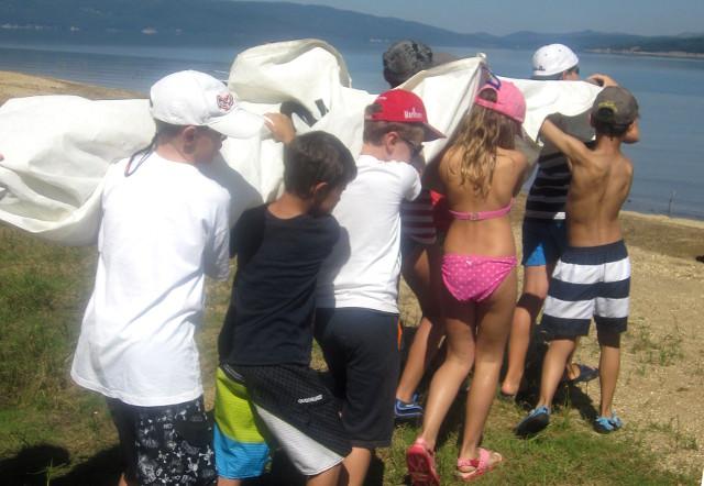 Детски курсове на язовир Искър
