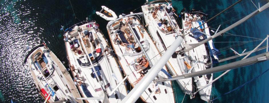 флотилия-яхта