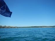 Флаг над Залива