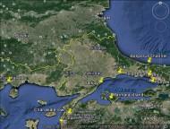Флотилия Кавала - Истанбул