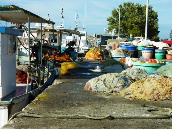 Рибарска черга