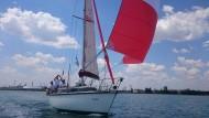 Курсове за управление на ветроходна яхта