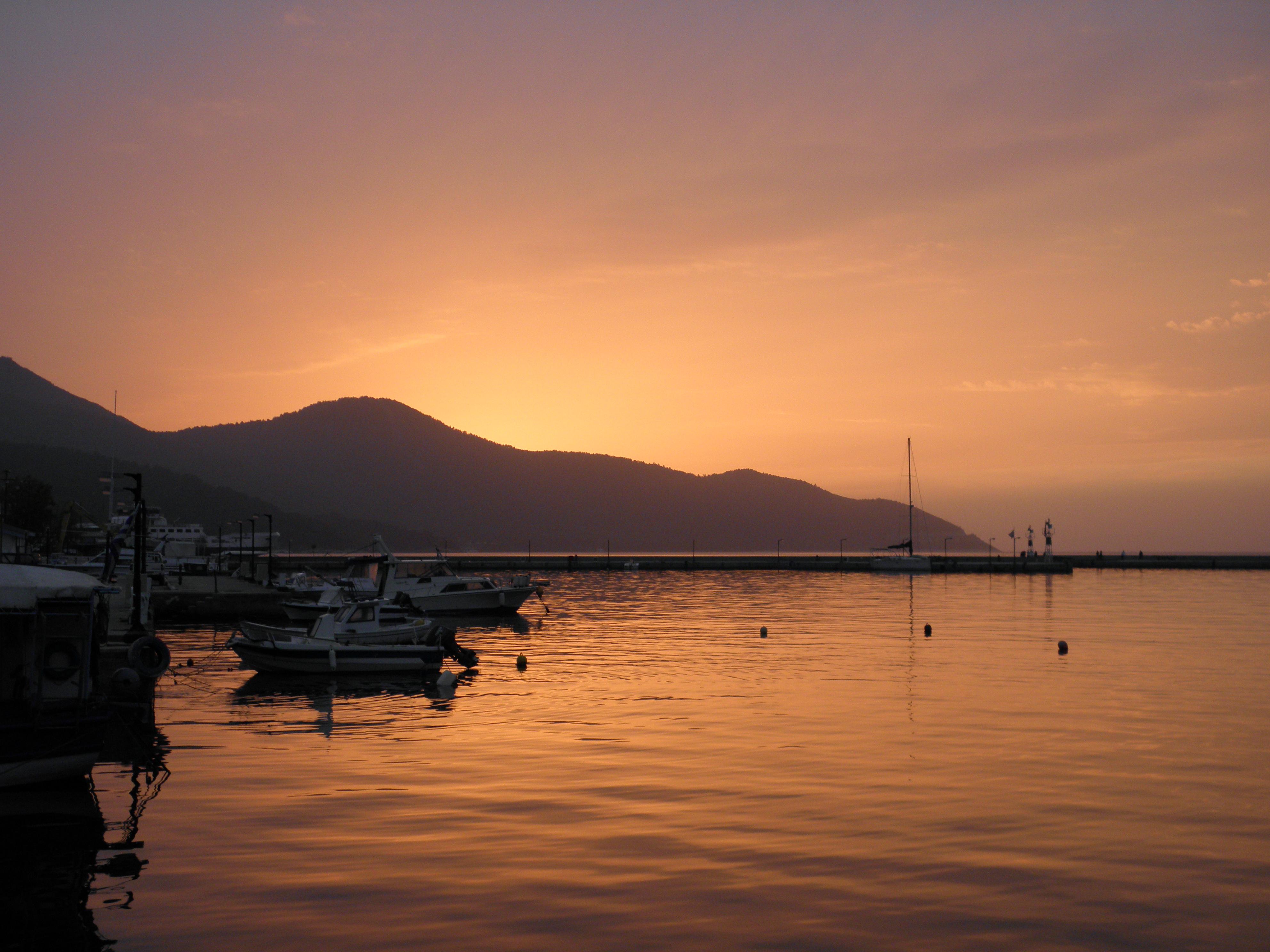 Плаване около о. Тасос - Лименас