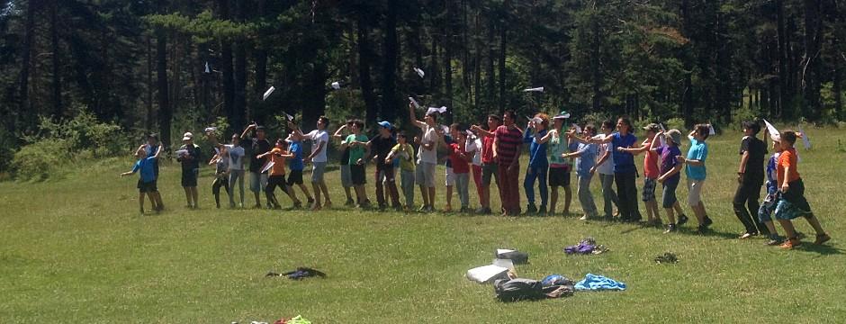 лагери за деца и тинейджъри