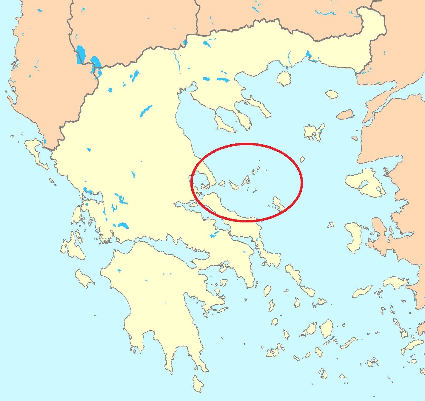 Споради-карта