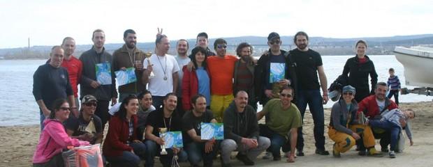 Регата Трети март 2016 - софийските екипажи