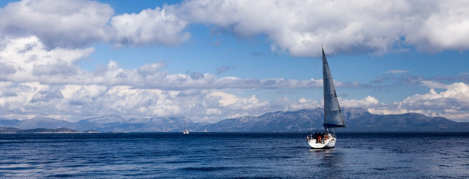 Южно Йонийско море - яхта