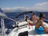 Южно Йонийско море - екипаж