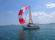 Курсове за управление на ветроходна яхта - Бургас