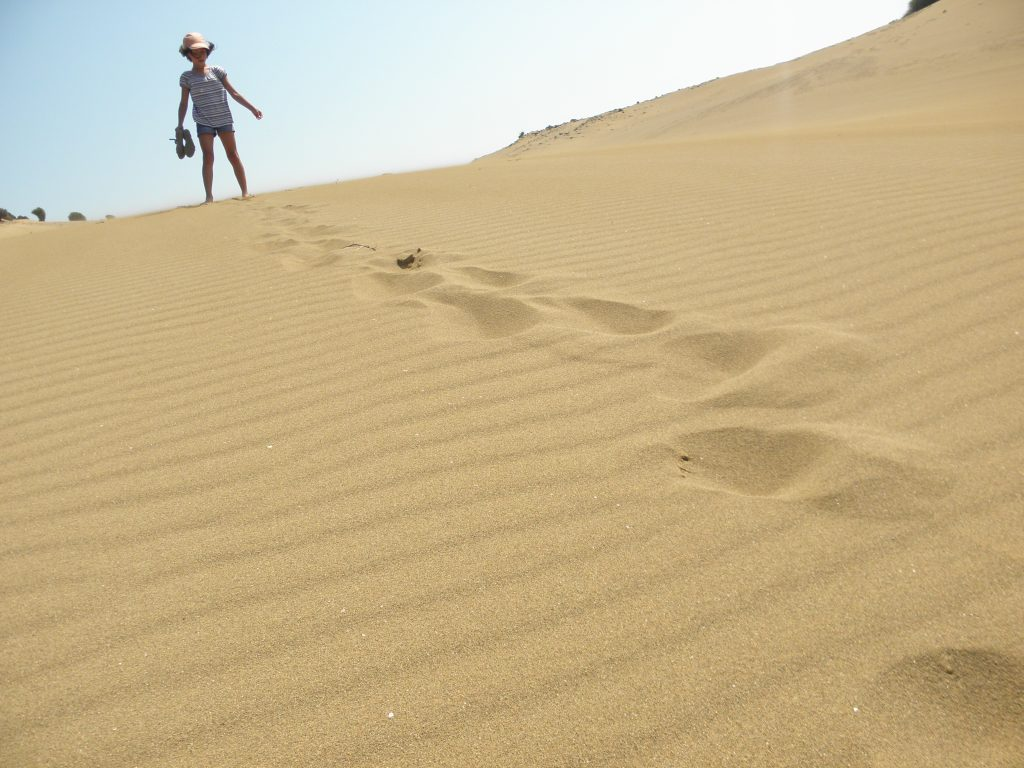 Пясъчни дюни на Лимнос