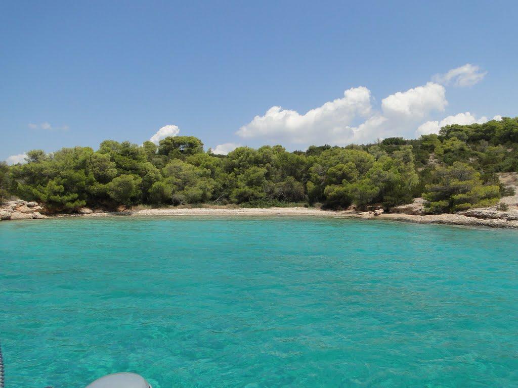 Плаване с яхта на юг от Атина