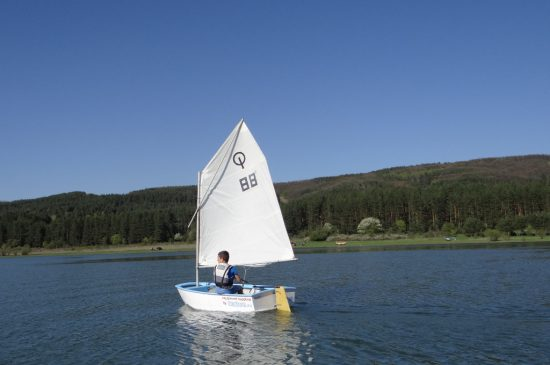 нова лодка за децата