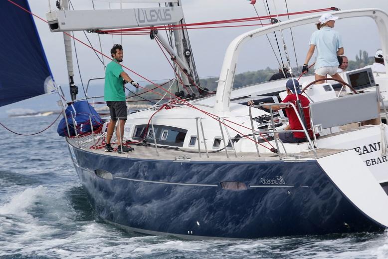 Dian Zaykov-Oceanis-regatta
