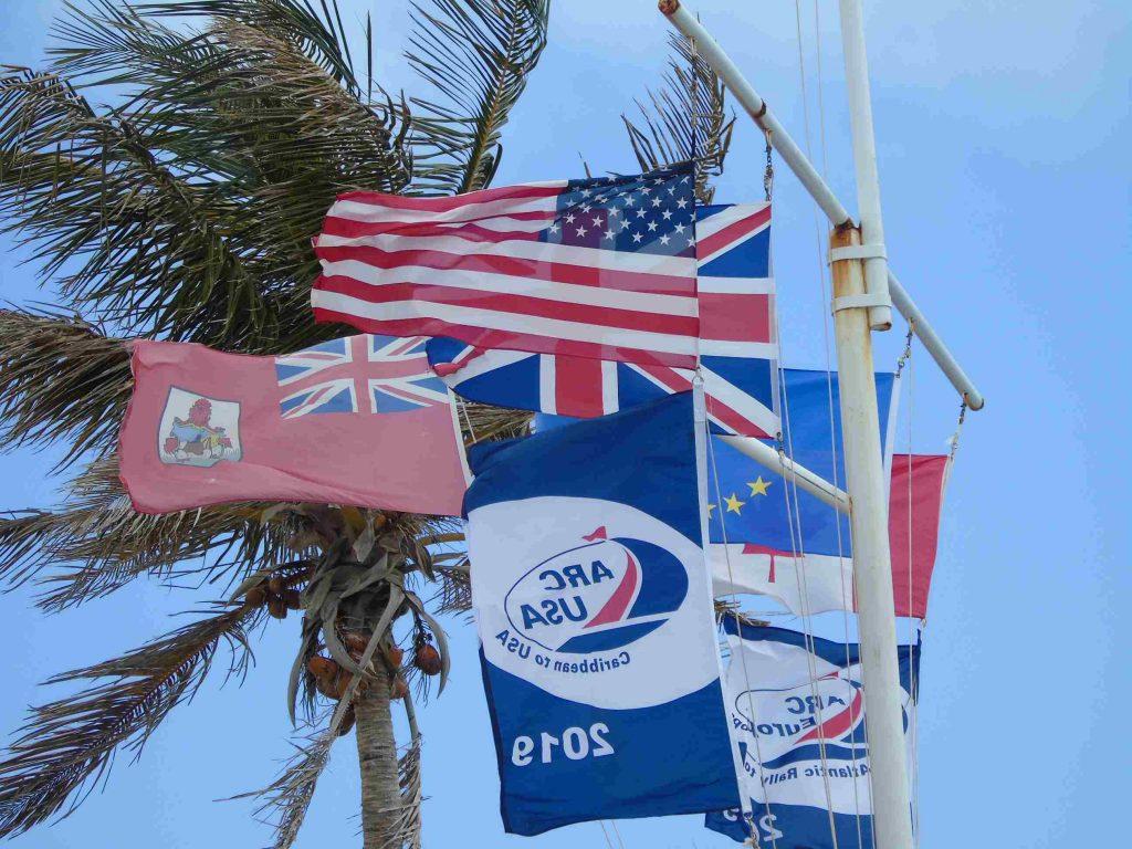 знамена - Бермуда - ARC Europe