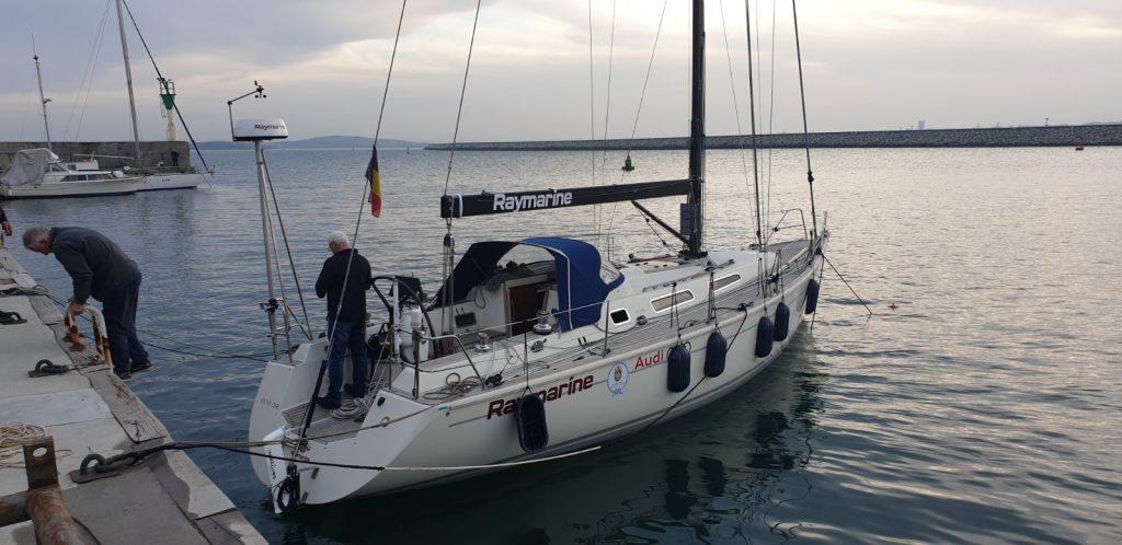 krone-1 yacht