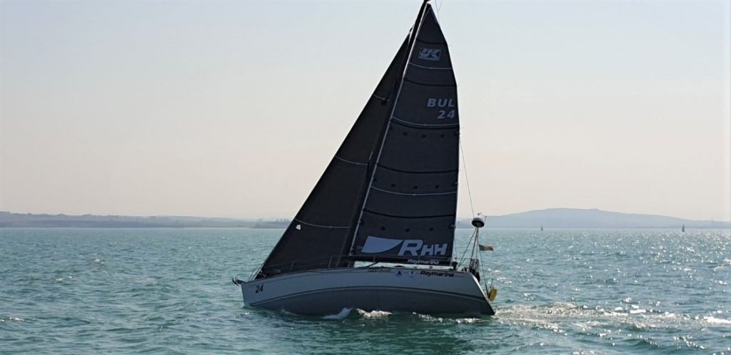 Krone One Sailing Yacht