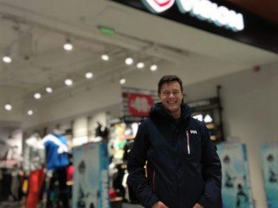 Стоян Попов и Sport Vision България - спонсор на Михаил Копанов в OSTAR 2021р